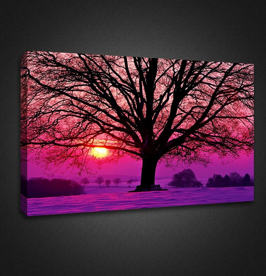 Wall Art Designs: Top Purple Canvas Wall Art Uk Purple Canvas In Purple Canvas Wall Art (Image 18 of 20)