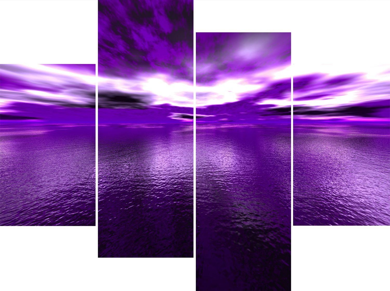 Wall Art Designs: Top Purple Canvas Wall Art Uk Purple Canvas Intended For Exclusive Wall Art (View 4 of 20)