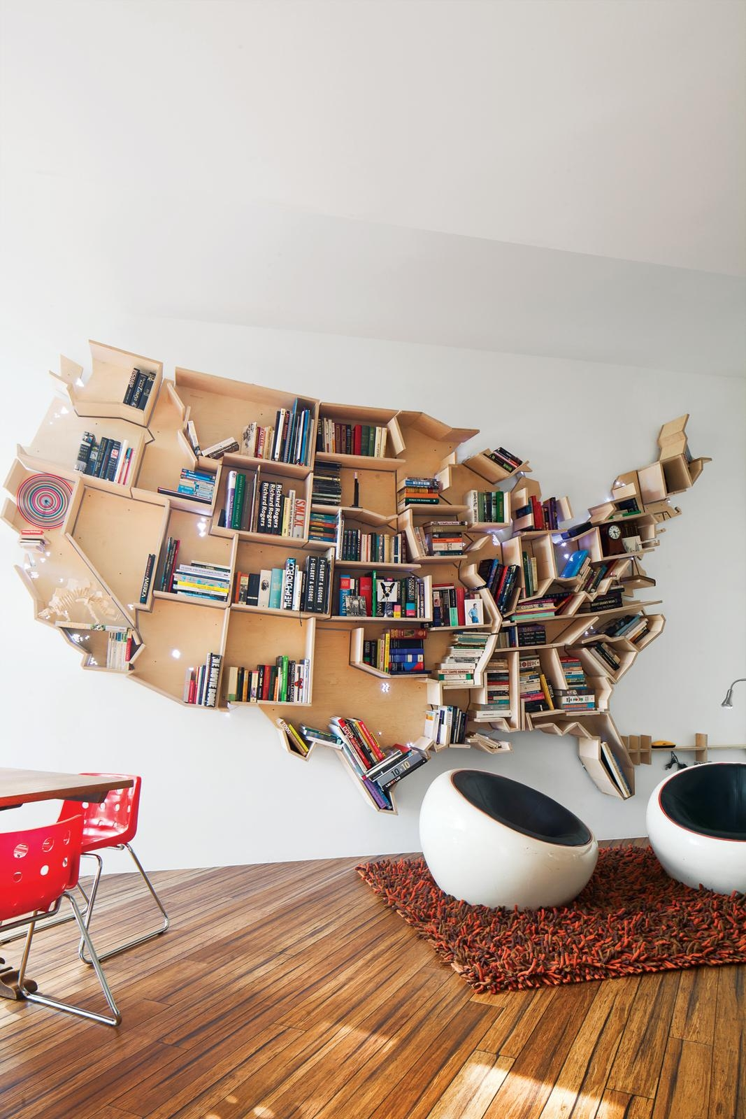 Featured Image of United States Map Wall Art