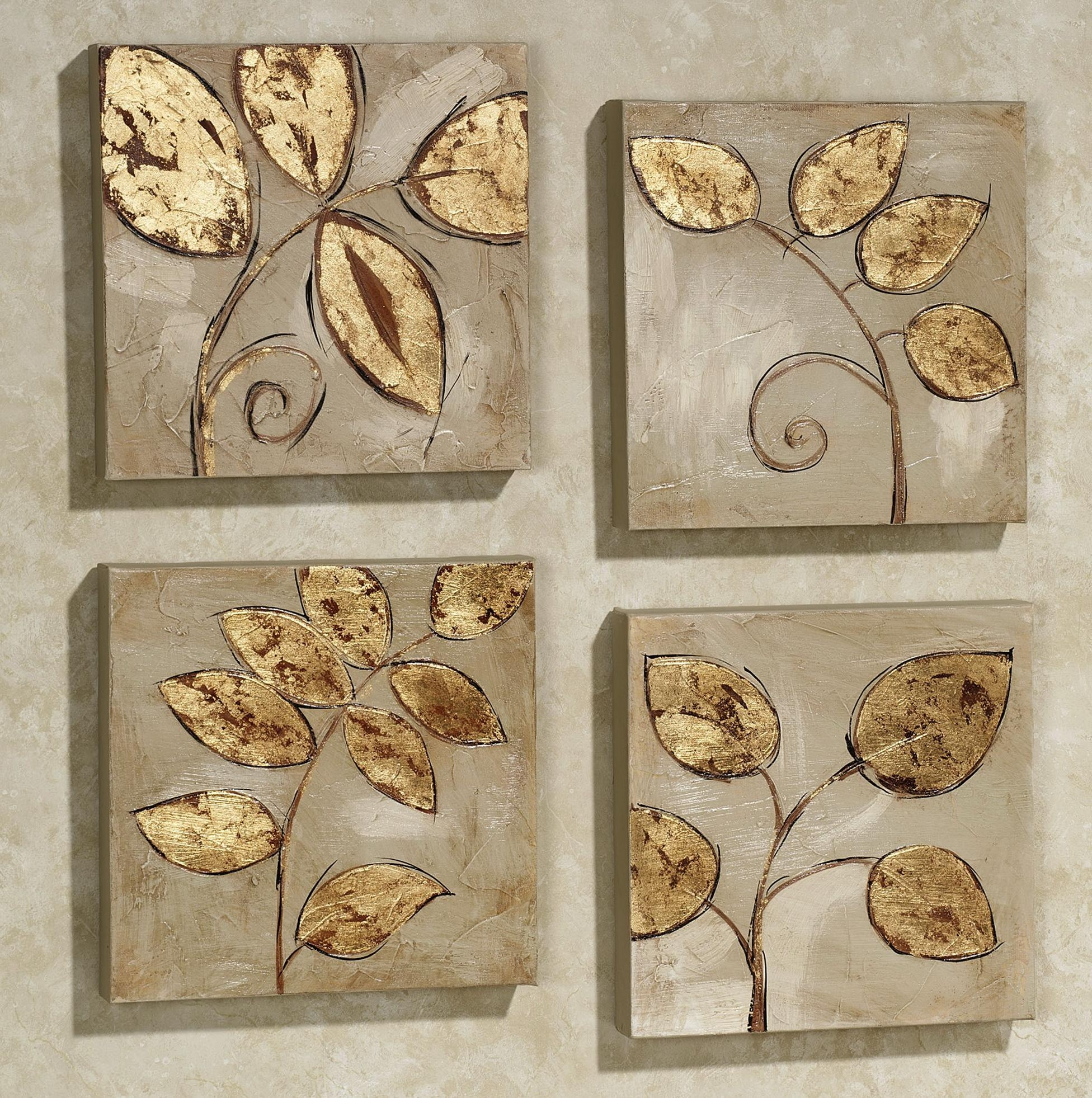 Wall Art Designs: Wall Art Sets 4 Piece Canvas Wall Art Sets, Wall In 4 Piece Wall Art Sets (Image 10 of 20)