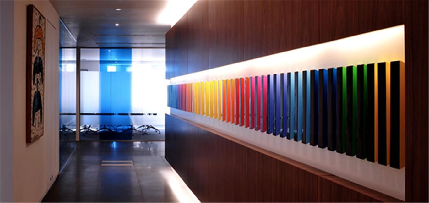 Wall Art For An Office | Wallartideas with Vibrant Wall Art