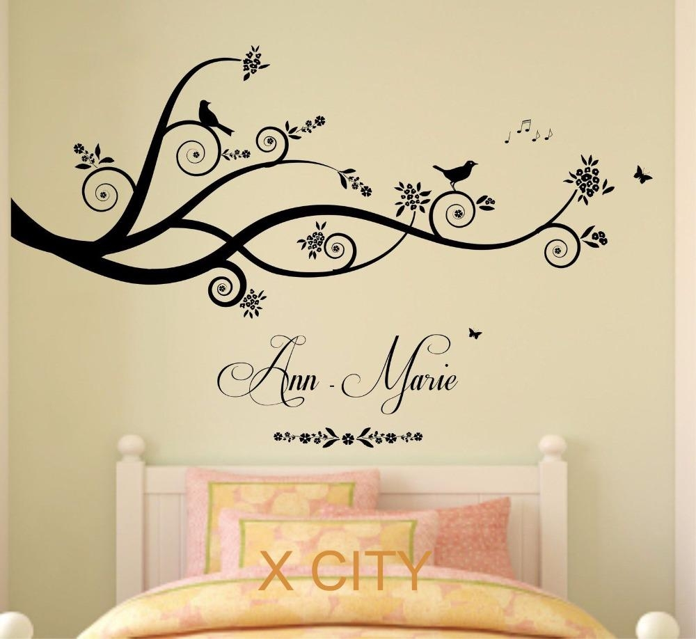 Wall Art For Girls Bedroom | Home Design Pertaining To Wall Art For Girls (Image 17 of 20)