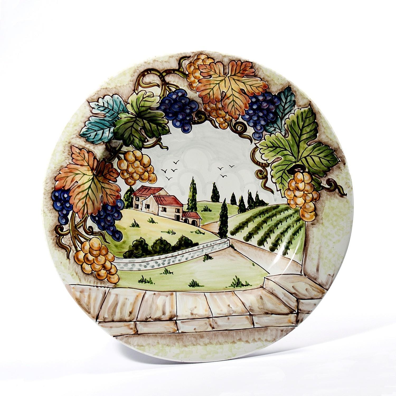 Wall Art For Italian Ceramic Wall Art (Image 19 of 20)