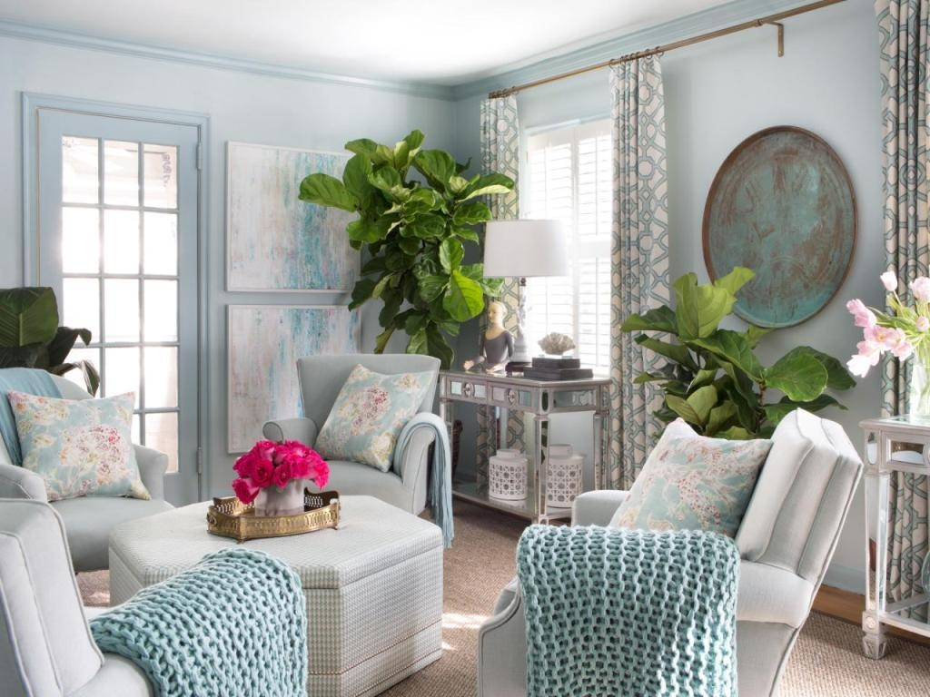Wall Art For Living Rooms Concepts And Inspiration Living Rooms With Regard To Large Round Wall Art (Image 13 of 20)