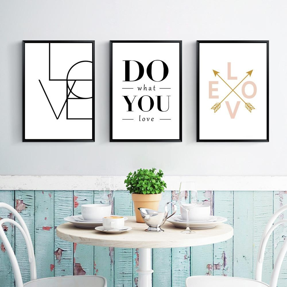 Wall Art: Glamorous Canvas Art Quotes Canvas Art Quotes Diy Regarding Glamorous Wall Art (Image 13 of 20)