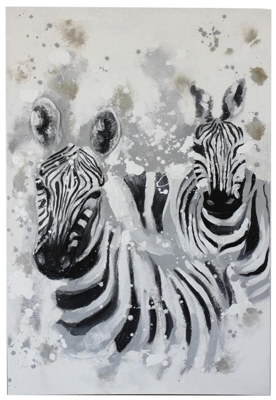 Wall Art Ideas Design : Animation Hand Drawing Zebra Wall Art In Zebra Wall Art Canvas (Image 13 of 20)