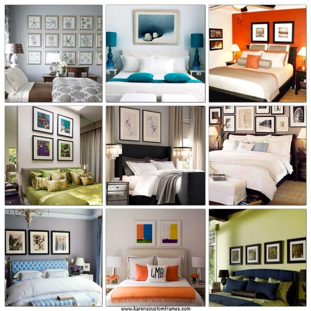 Wall Art Ideas Design : Artists Picture Bedroom Framed Wall Art Inside Bedroom Framed Wall Art (View 3 of 20)