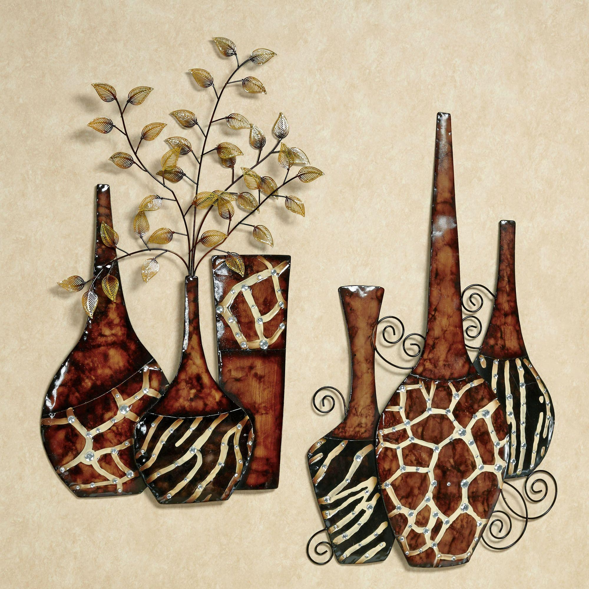 Featured Image of African Metal Wall Art