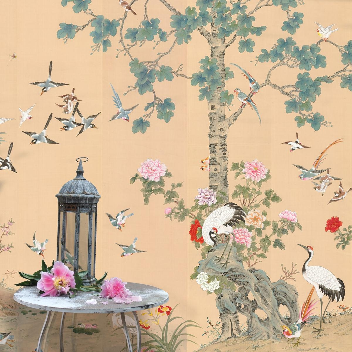 Wall Art Ideas Design : Best Chinoiserie Wall Art Where To Buy For Chinoiserie Wall Art (Image 20 of 20)