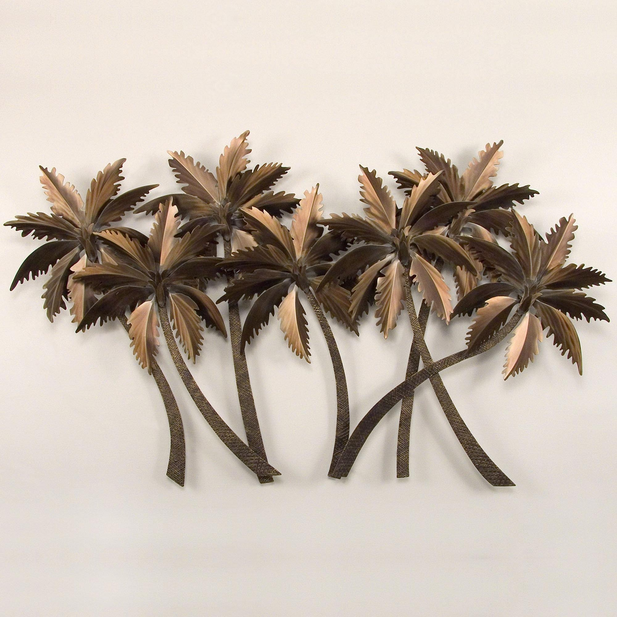 Wall Art Ideas Design : Inexpensive Price Palm Tree Metal Wall Art In Bronze Tree Wall Art (Image 17 of 20)