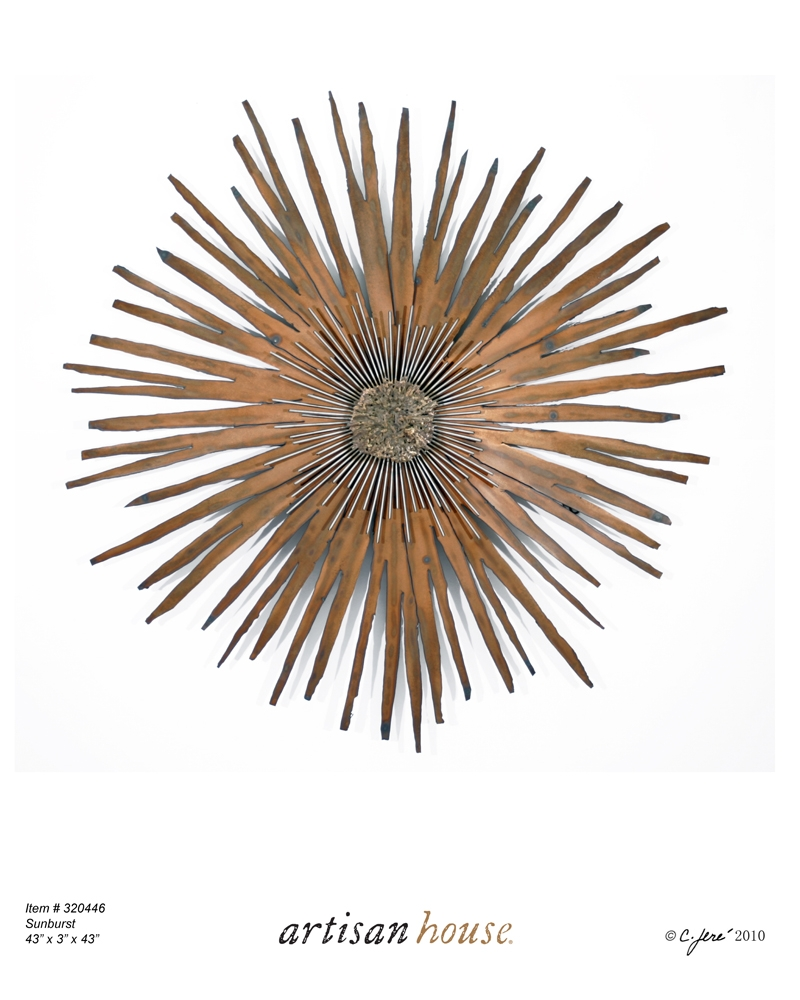 20 Best Collection Of Copper Outdoor Wall Art Ideas