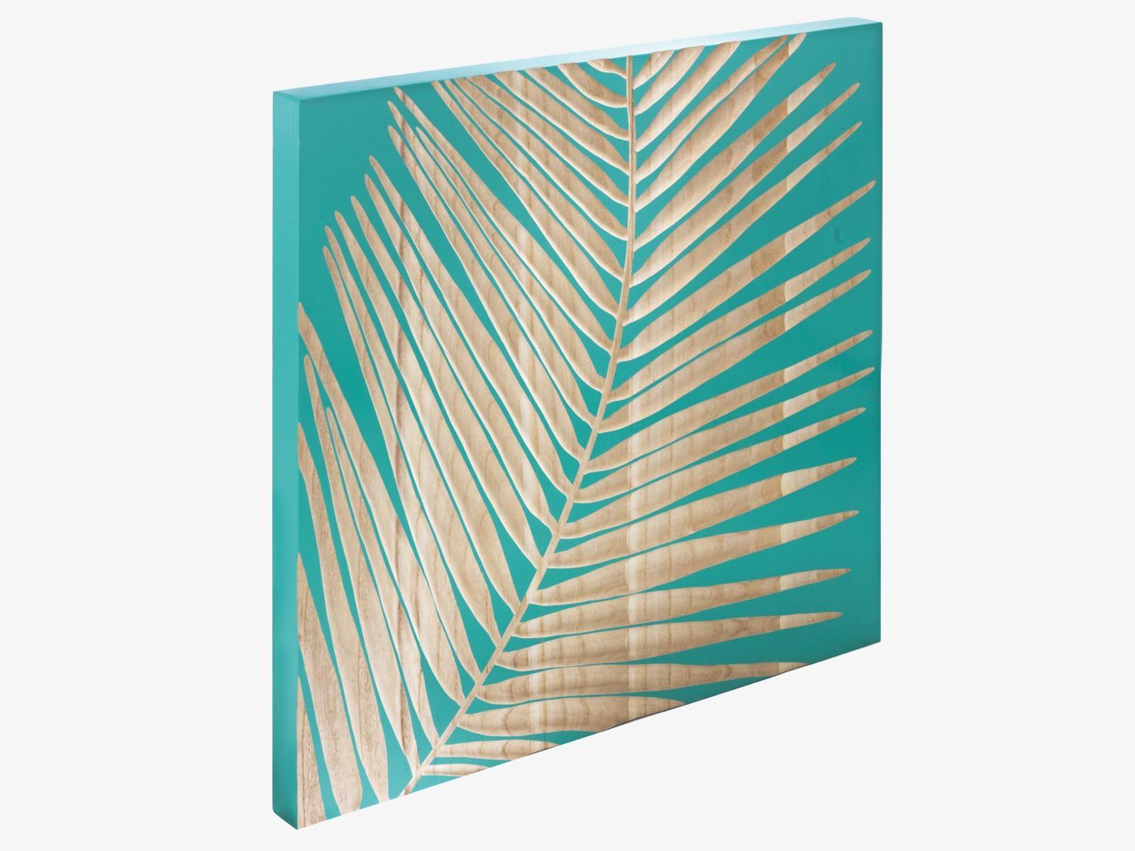 Wall Art Ideas Design : Metro United Palm Leaf Wall Art Kingdom Regarding Palm Leaf Wall Art (View 5 of 20)