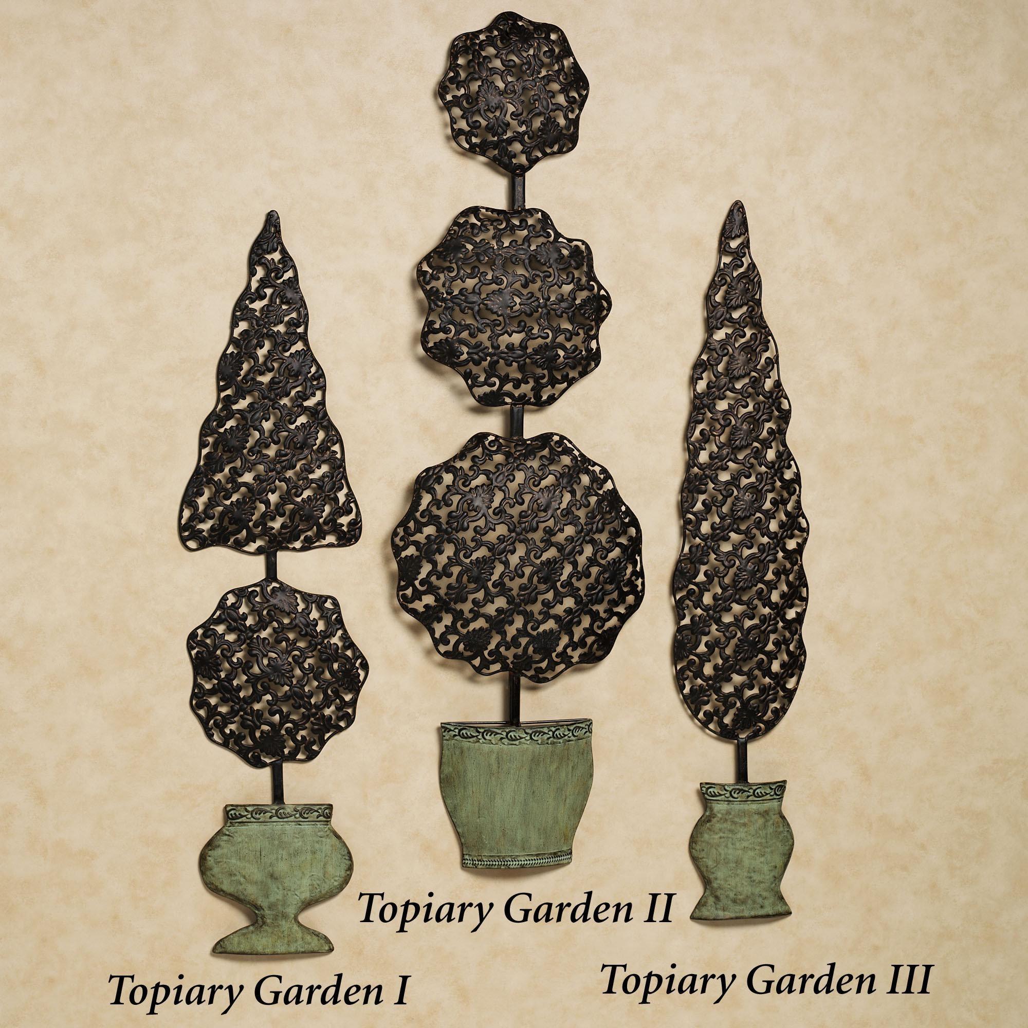 Wall Art Ideas Design : Natural Beautiful Topiary Wall Art In Topiary Wall Art (Image 18 of 20)
