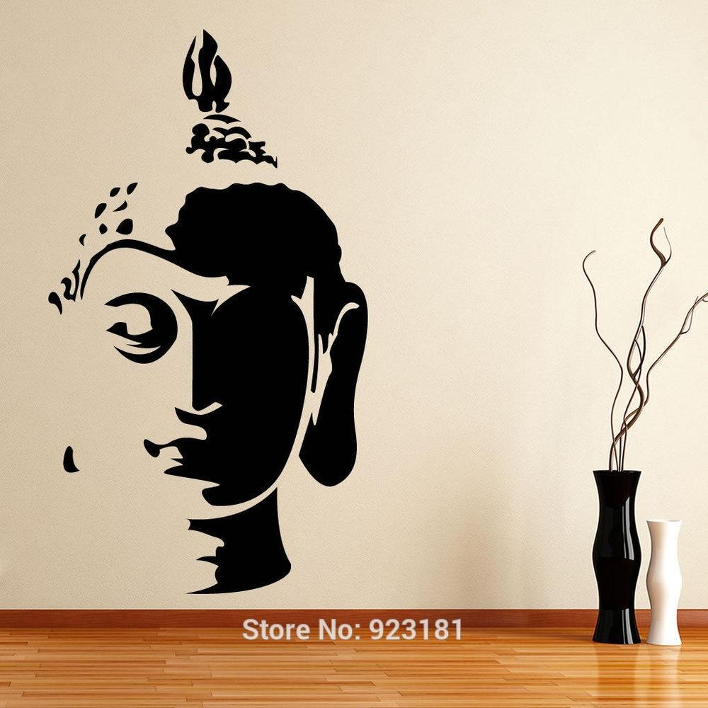 Wall Art Ideas Design : Rakuten Global Buddha Wall Art Silver Throughout Silver Buddha Wall Art (Image 19 of 20)