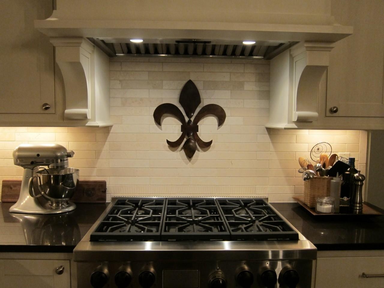 Wall Art Ideas Design : Top Fleur De Lis Metal Wall Art Fleur De Pertaining To Fleur De Lis Metal Wall Art (Image 20 of 20)
