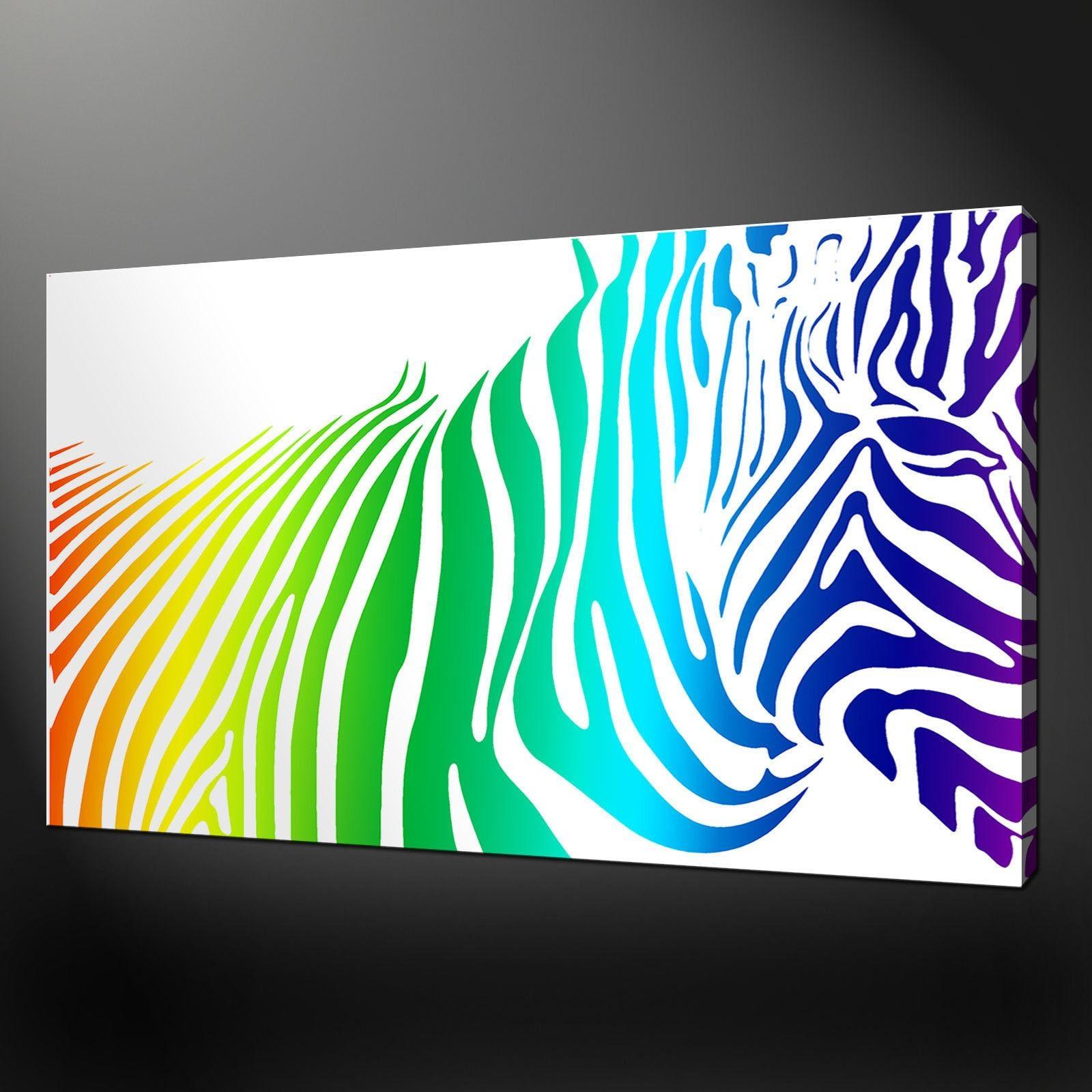 Wall Art Ideas Design : Variery Prints Zebra Canvas Wall Art In Zebra Wall Art Canvas (View 11 of 20)
