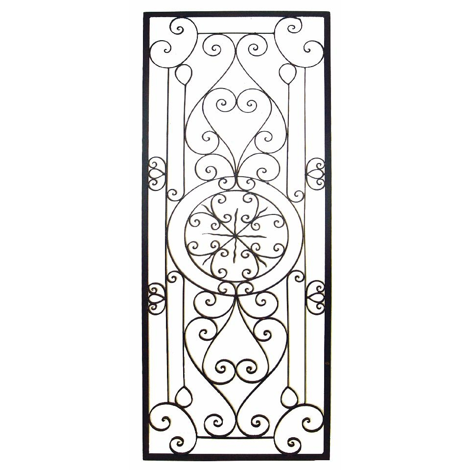 Wall Art Ideas Design : Wallpaper Outdoor Wall Art Wrought Iron With Stainless Steel Outdoor Wall Art (View 14 of 20)