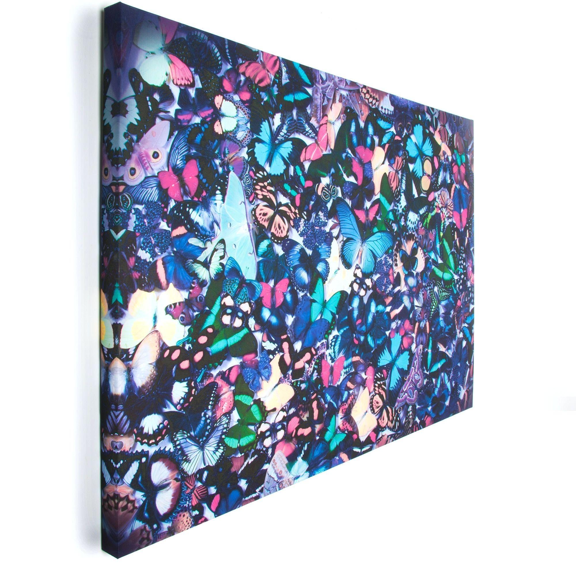 Wall Art: Kaleidoscope Wall Art (Image 20 of 20)