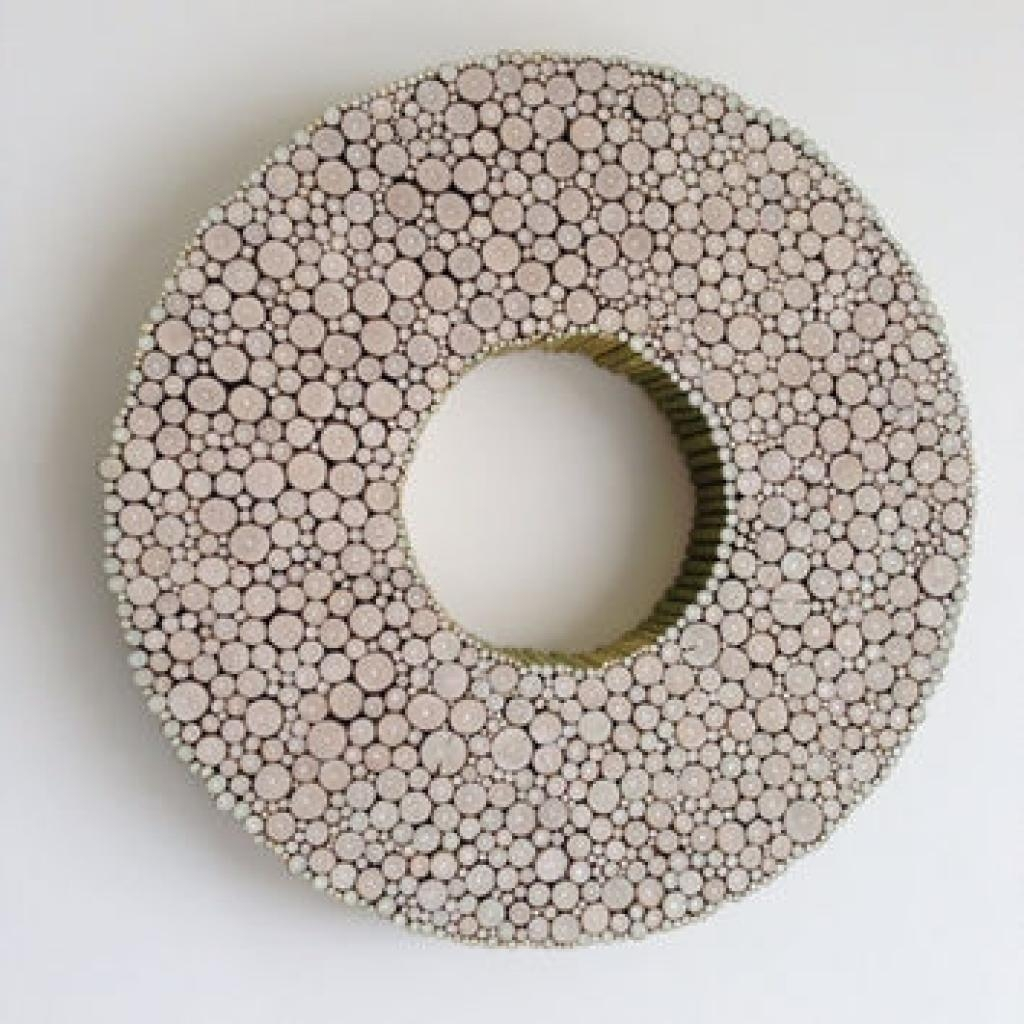 Wall Art: Large Contemporary Circular Metal Wall Art Contemporary In Large Round Wall Art (Image 14 of 20)