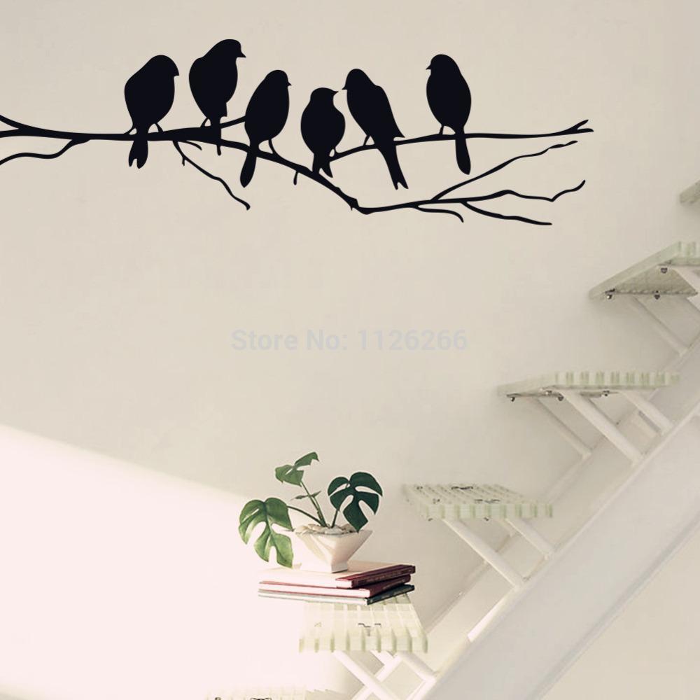 Wall Art Marvellous Birds Bird Decor For Target