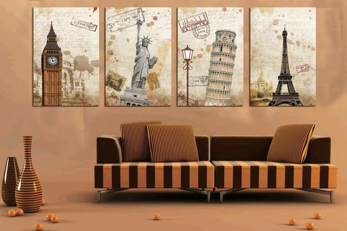 Wall Art Sets For Living Room Decor With