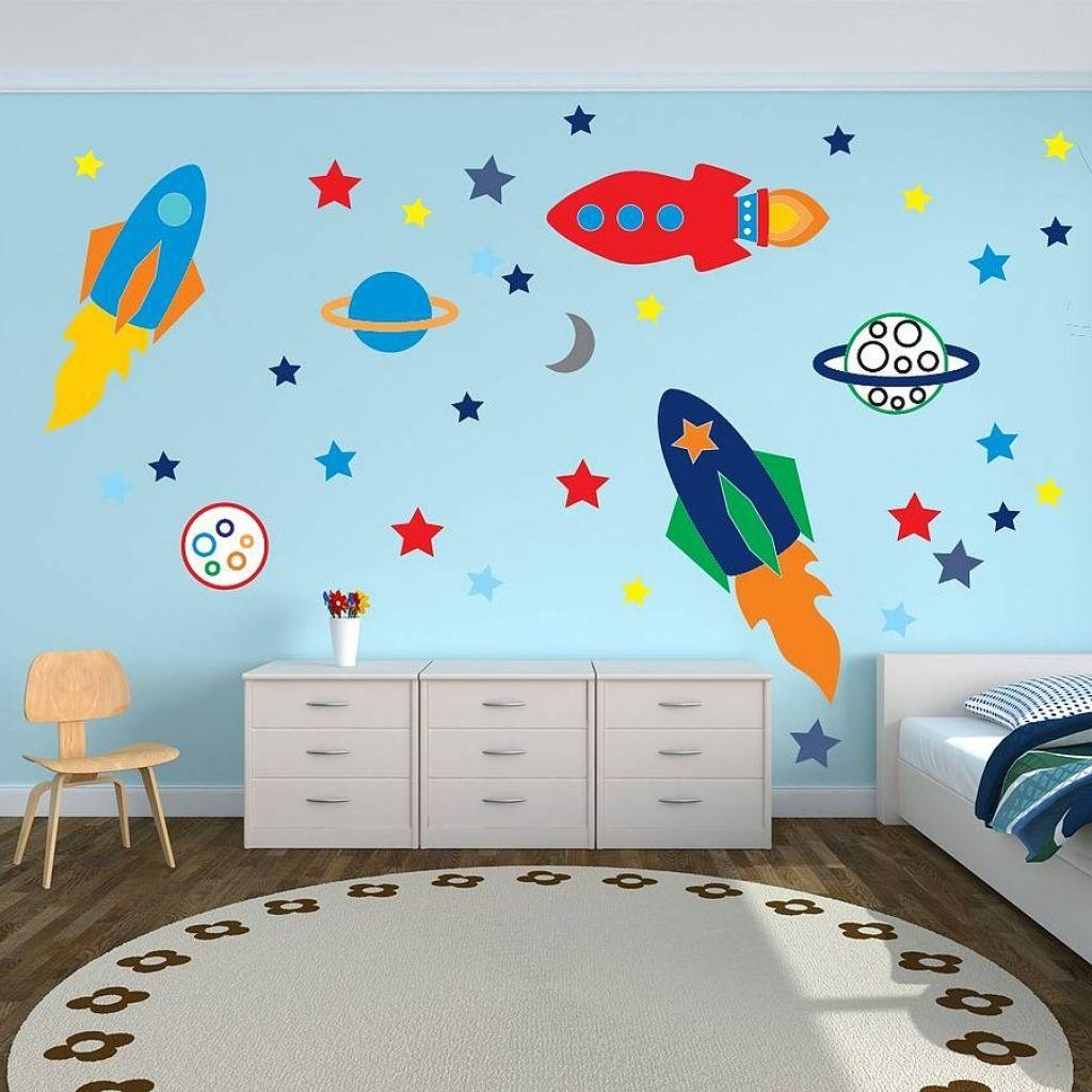 Wall Art Stickers Childrens Rooms | Home Design For Wall Art Stickers For Childrens Rooms (View 5 of 20)