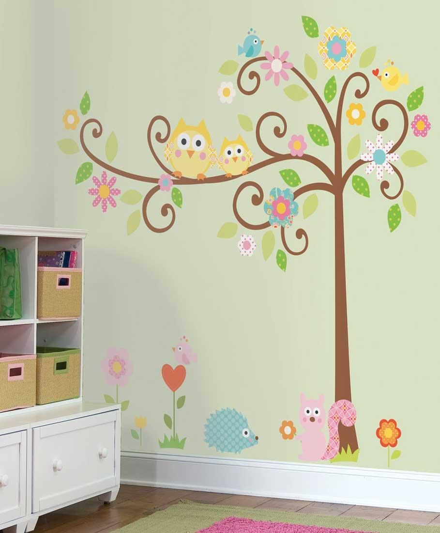 Wall Art Stickers Childrens Rooms | Home Design Within Wall Art Stickers For Childrens Rooms (View 7 of 20)