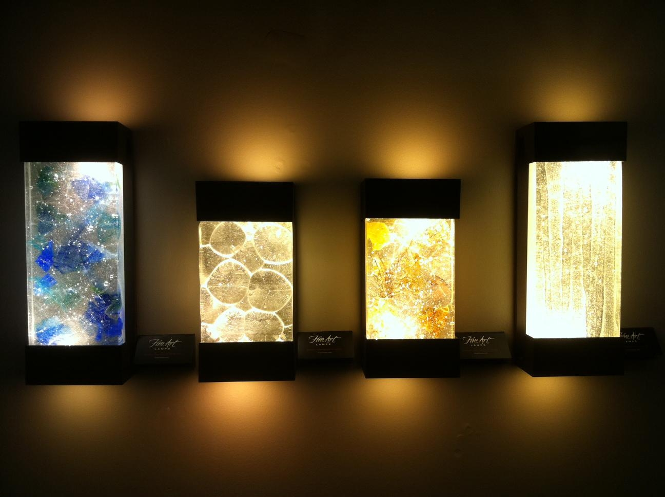 Wall Art With Led Lights – The Art Of The Future | Warisan Lighting Intended For Wall Art Lighting (View 9 of 20)