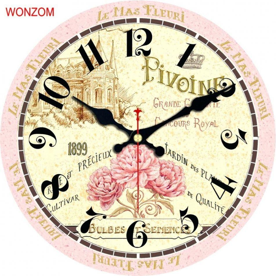 Featured Photo of Italian Ceramic Wall Clock Decors