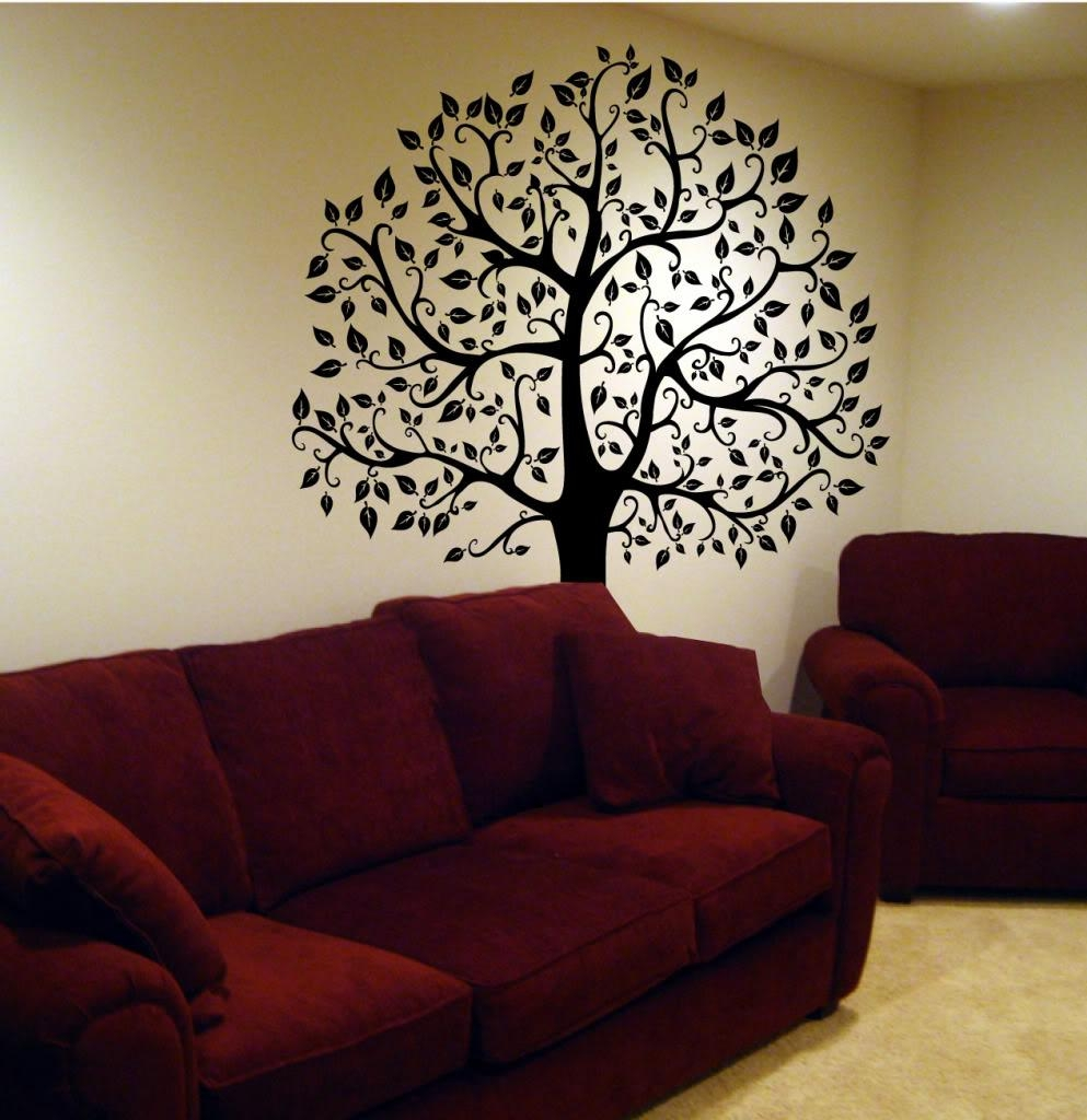Wall Decal 6 Ft (View 20 of 20)