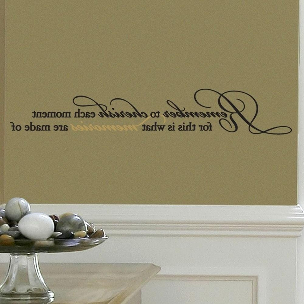 Wall Decal Design (View 4 of 20)