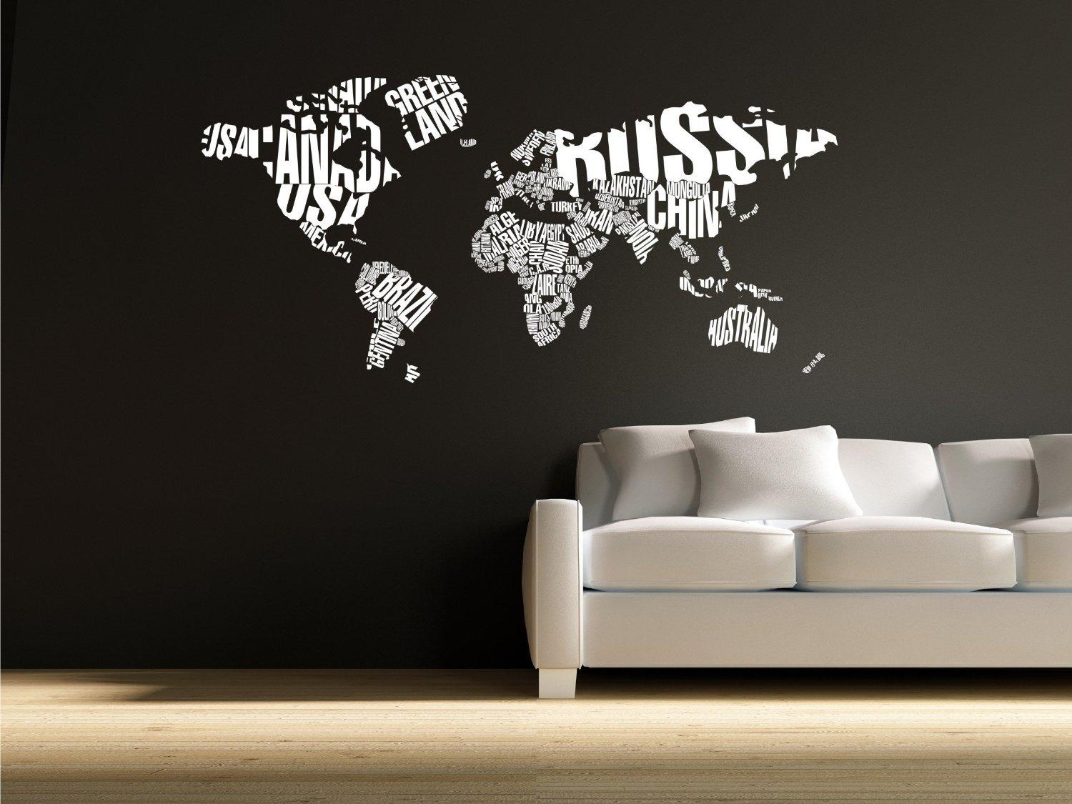 Wall Decal Design (Image 8 of 17)