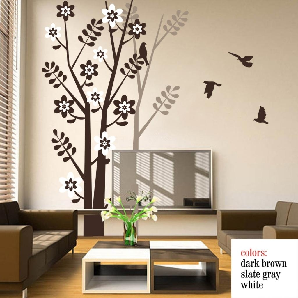 20 ideas of art deco wall decals wall art ideas for Deco mural stickers