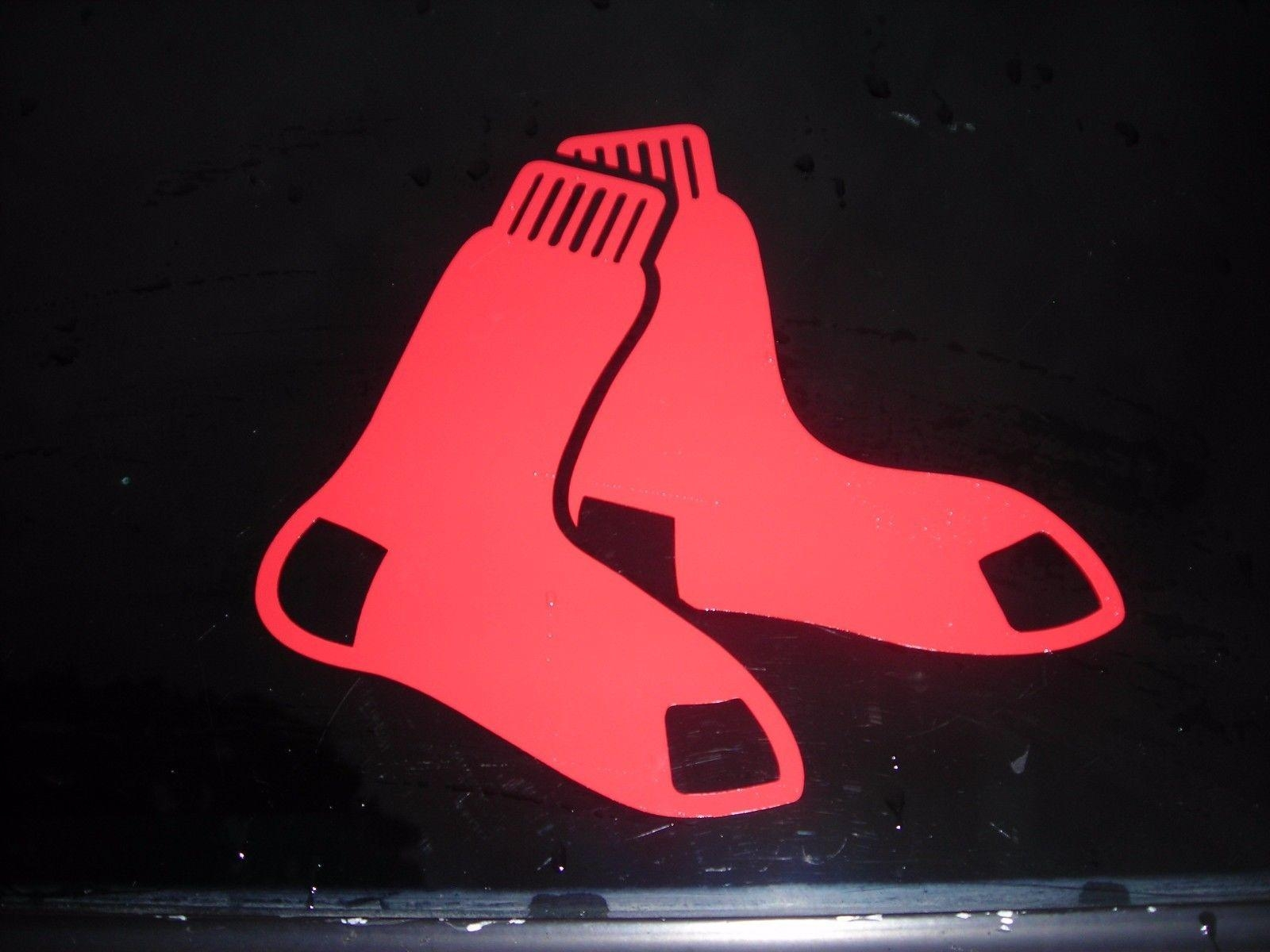 Wall Decals & Stickers , Home Decor , Home, Furniture & Diy in Red Sox Wall Decals