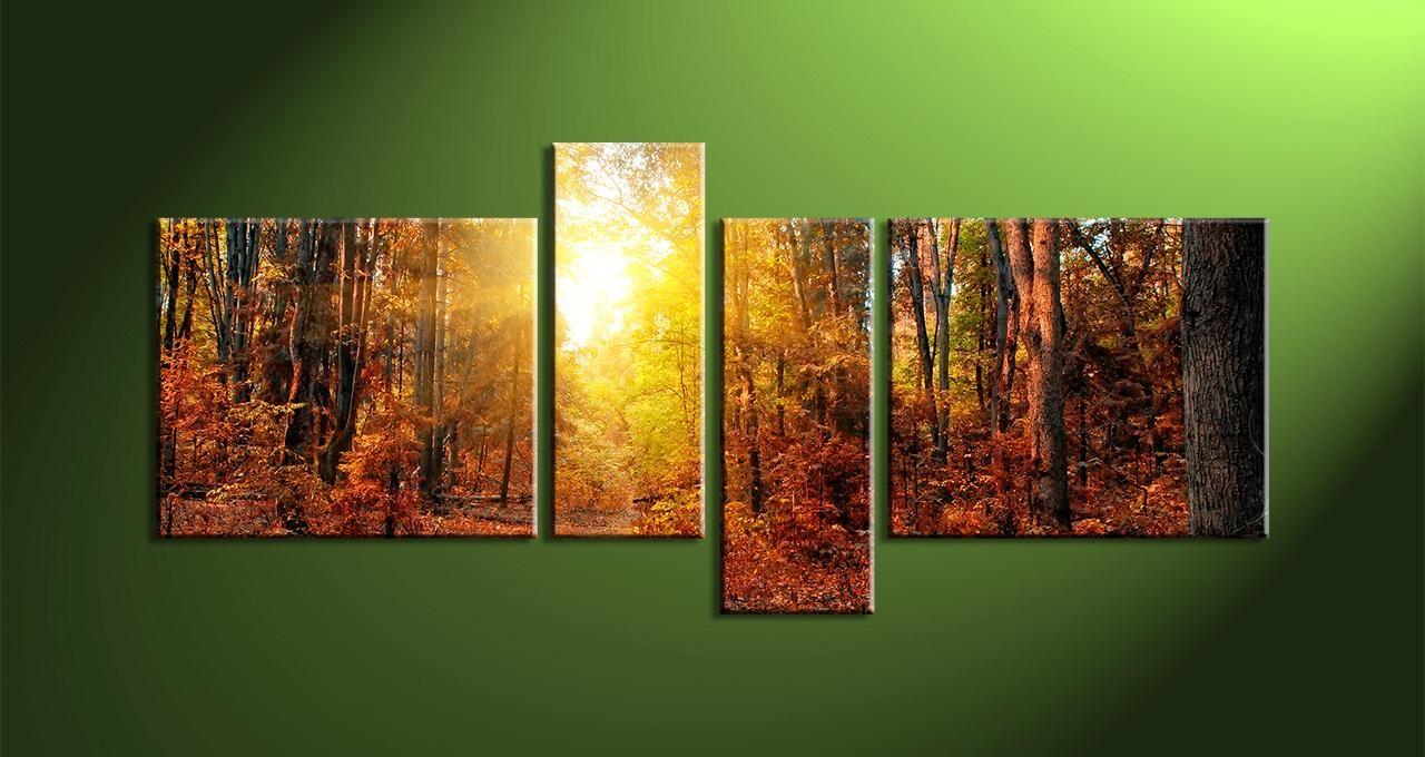 Wall Decor: 4 Piece Wall Art Photo. 4 Piece Wall Art Uk (Image 14 of 20)