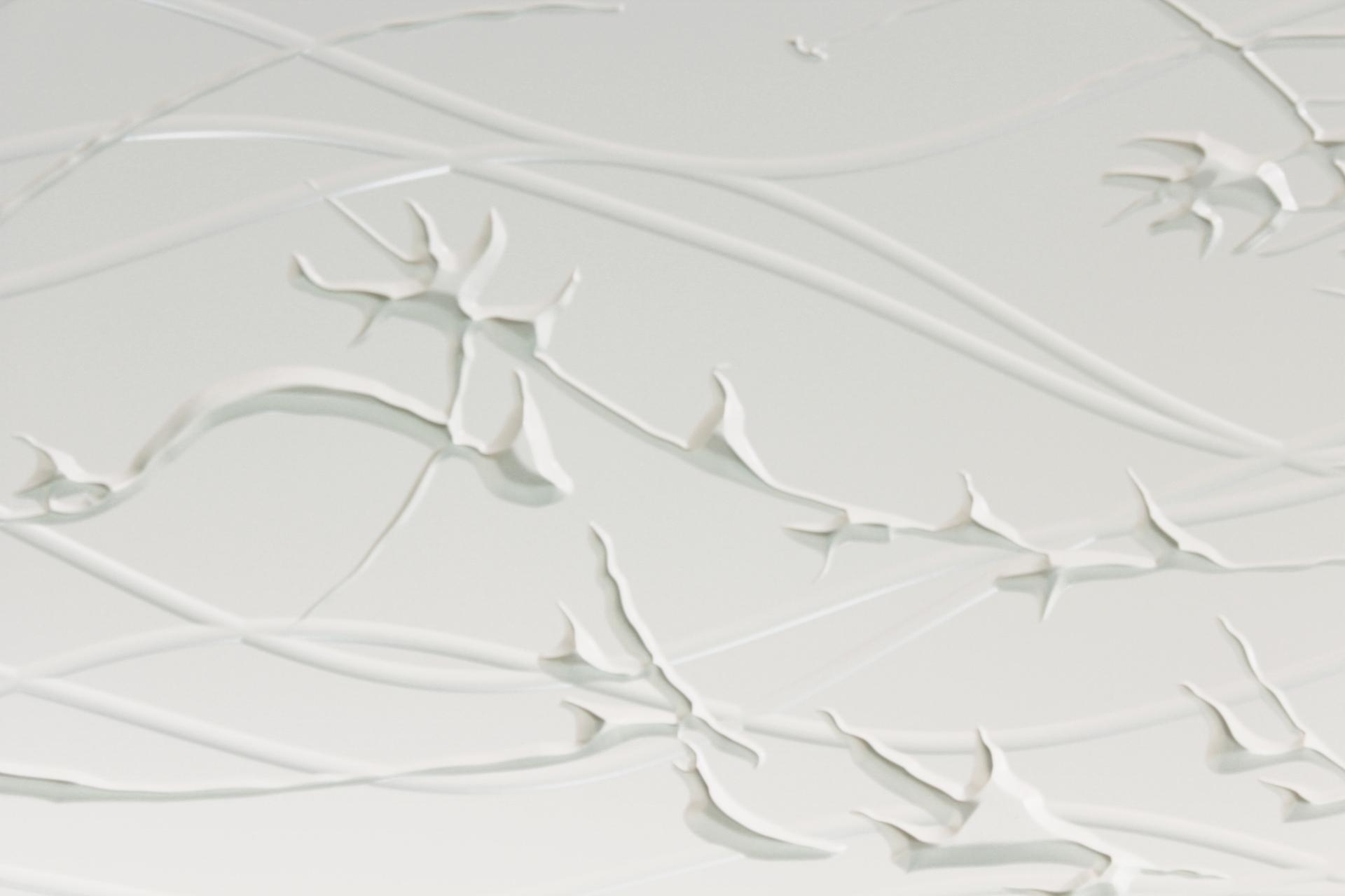 Wall Decor: Beautiful Textured Wall Panels For Home Decoration Intended For White 3D Wall Art (Image 16 of 20)