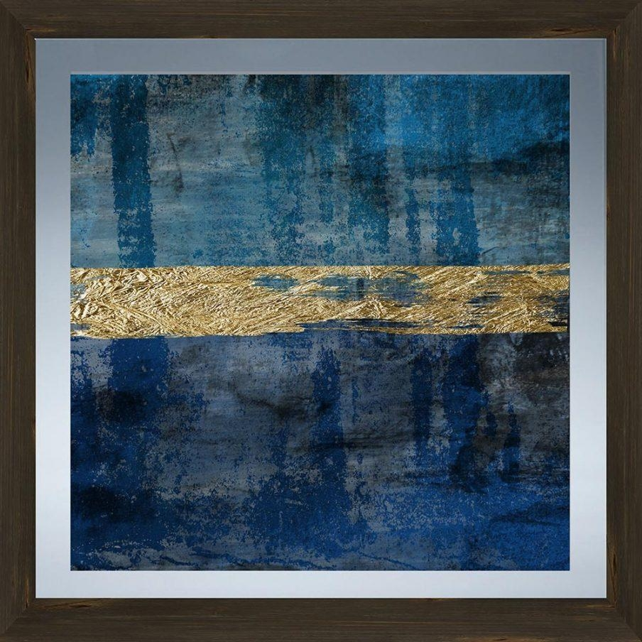 Wall Decor: Blue Wall Art Inspirations. Design Ideas (Image 19 of 20)