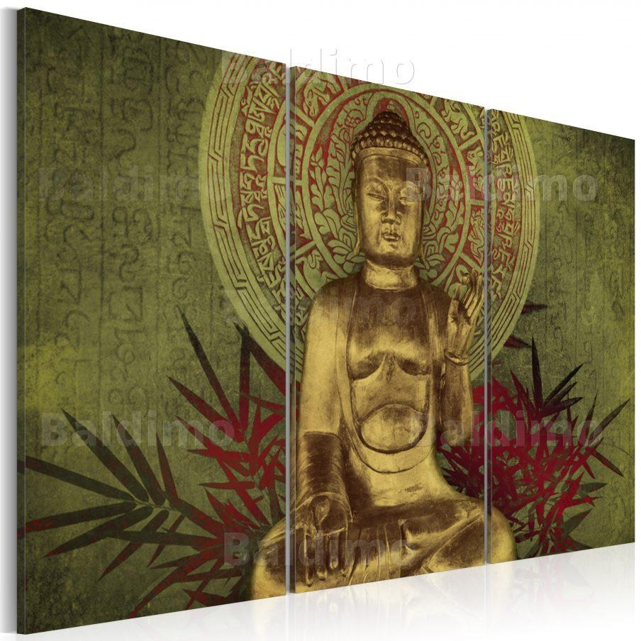 Wall Decor: Buddha Wall Art Design. Design Ideas (View 3 of 20)