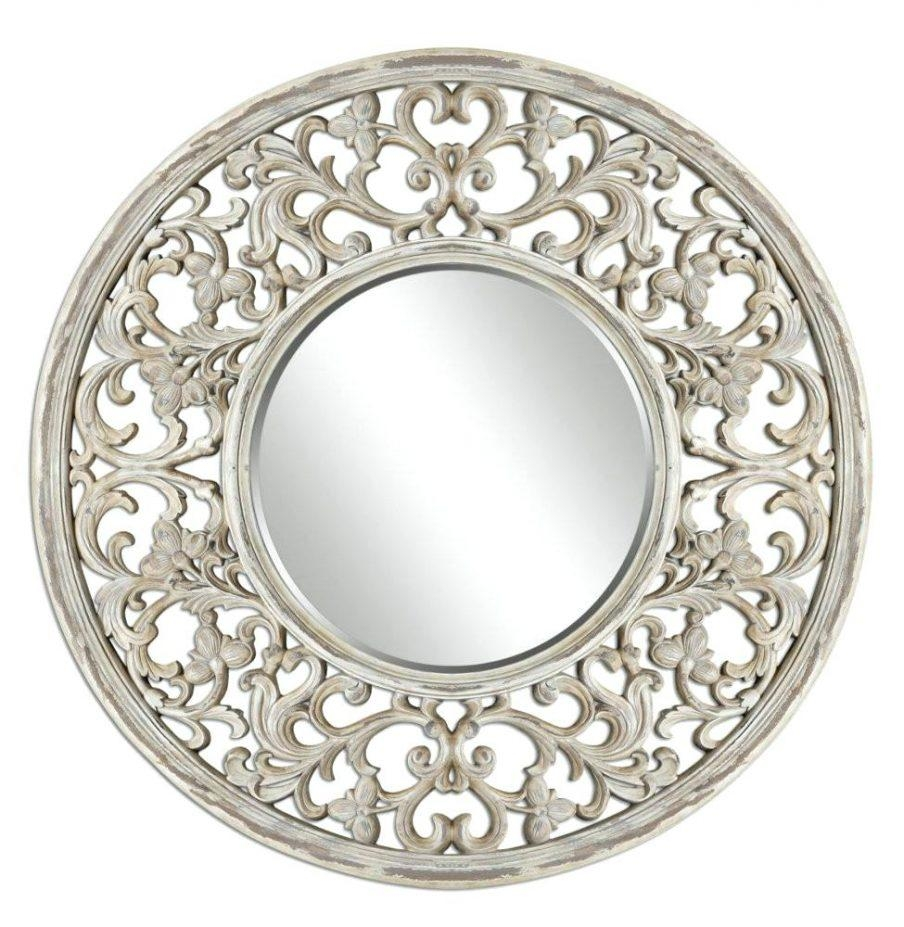 Wall Decor: Circle Wall Mirrors Images. Wall Design (View 15 of 20)