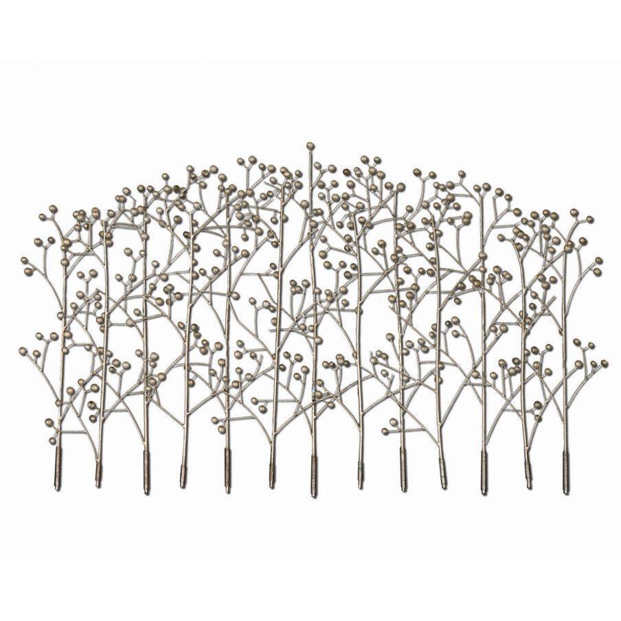 Wall Decor: Metal Tree Wall Art Inspirations (Image 20 of 20)