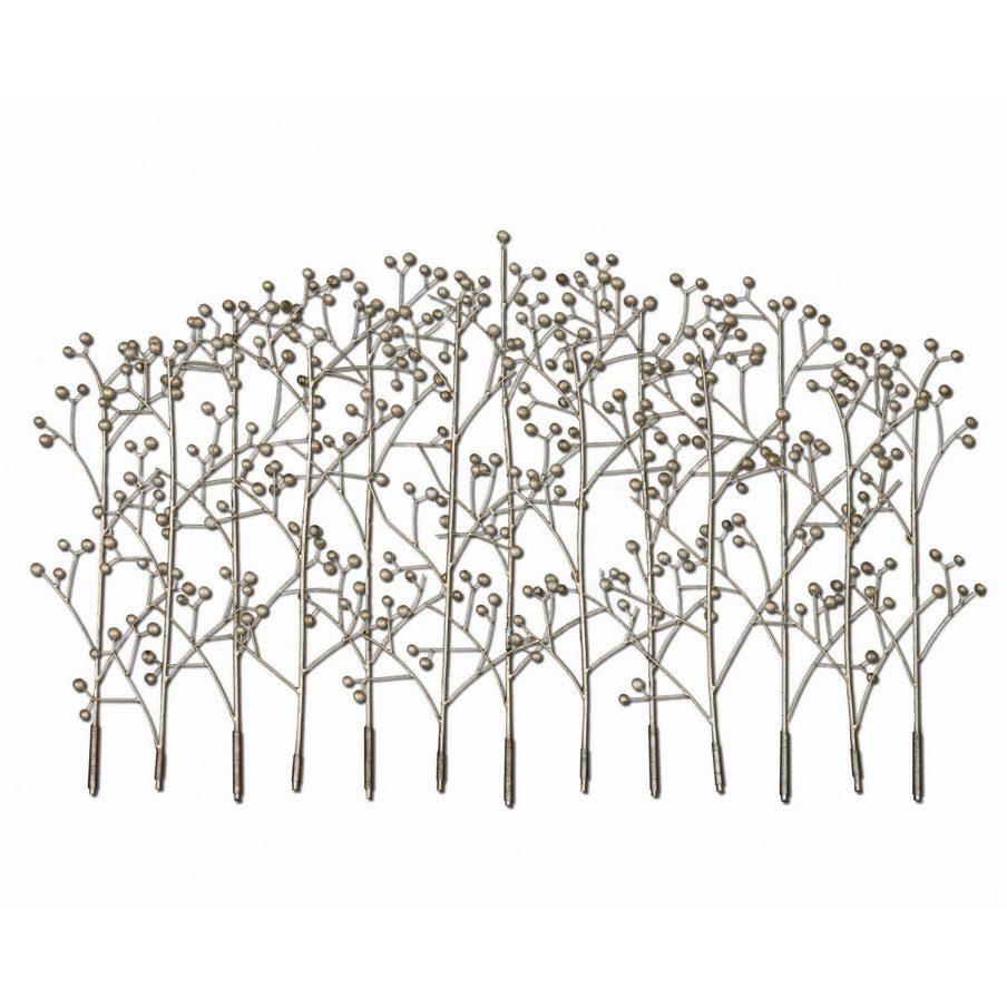 Wall Decor: Metal Tree Wall Art Inspirations (Image 20 of 20)
