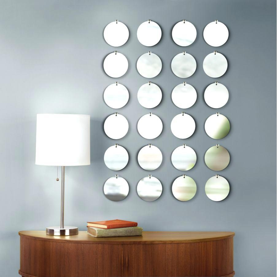Wall Decor: Round Wall Art Photo (View 3 of 20)