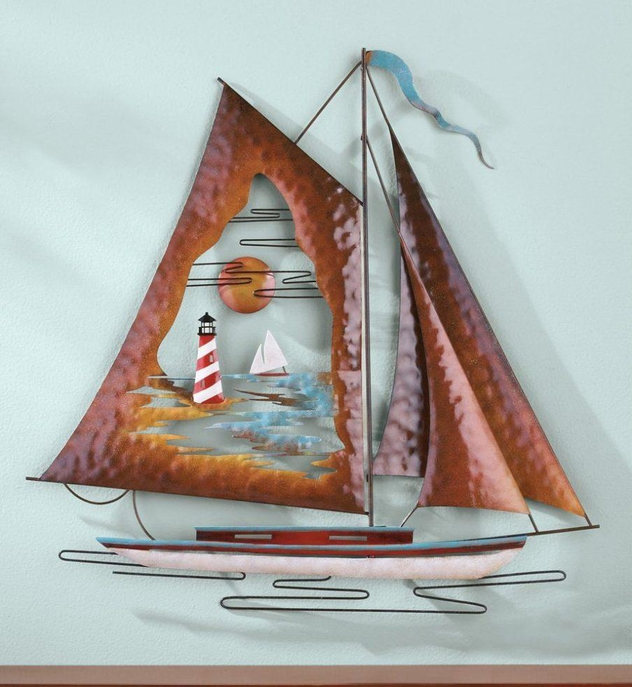 Wall Decor: Sailboat Wall Art Pictures (Image 20 of 20)
