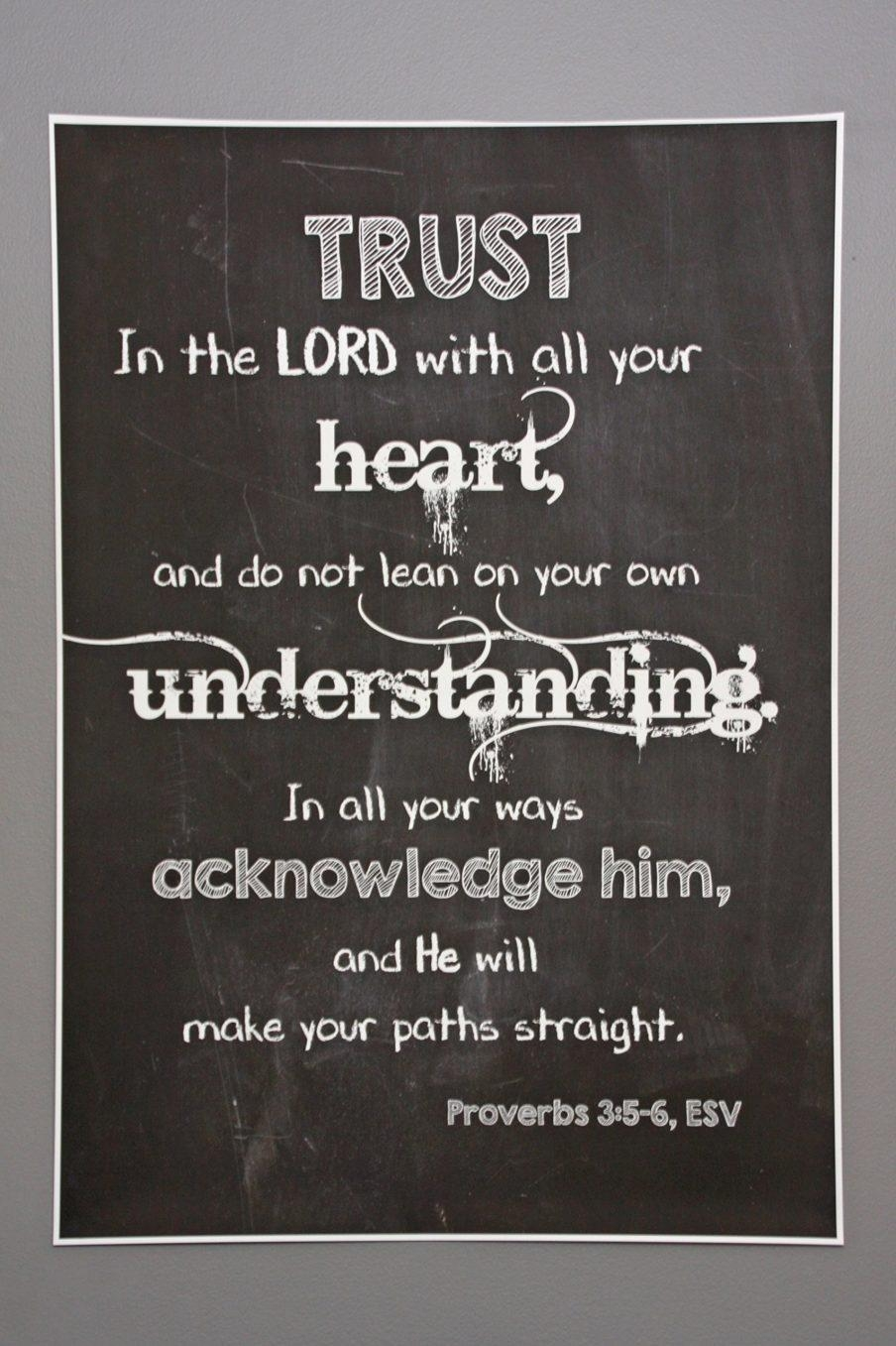 Wall Decor: Scripture Wall Art Inspirations (View 9 of 20)