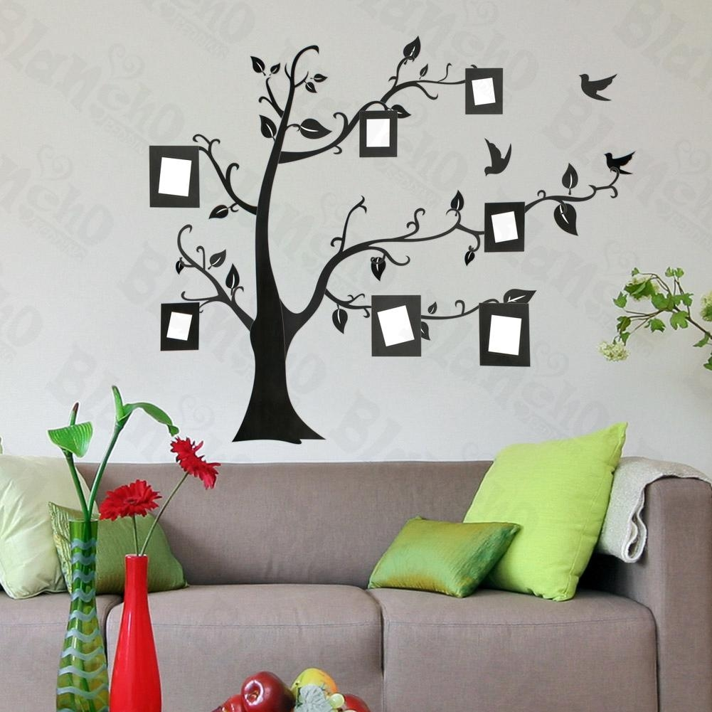 Wall Decor Stickers | Ihsanudin For Wall Art Deco Decals (View 17 of 20)