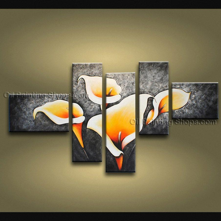 Wall Design: Contemporary Wall Art Images (Image 20 of 20)