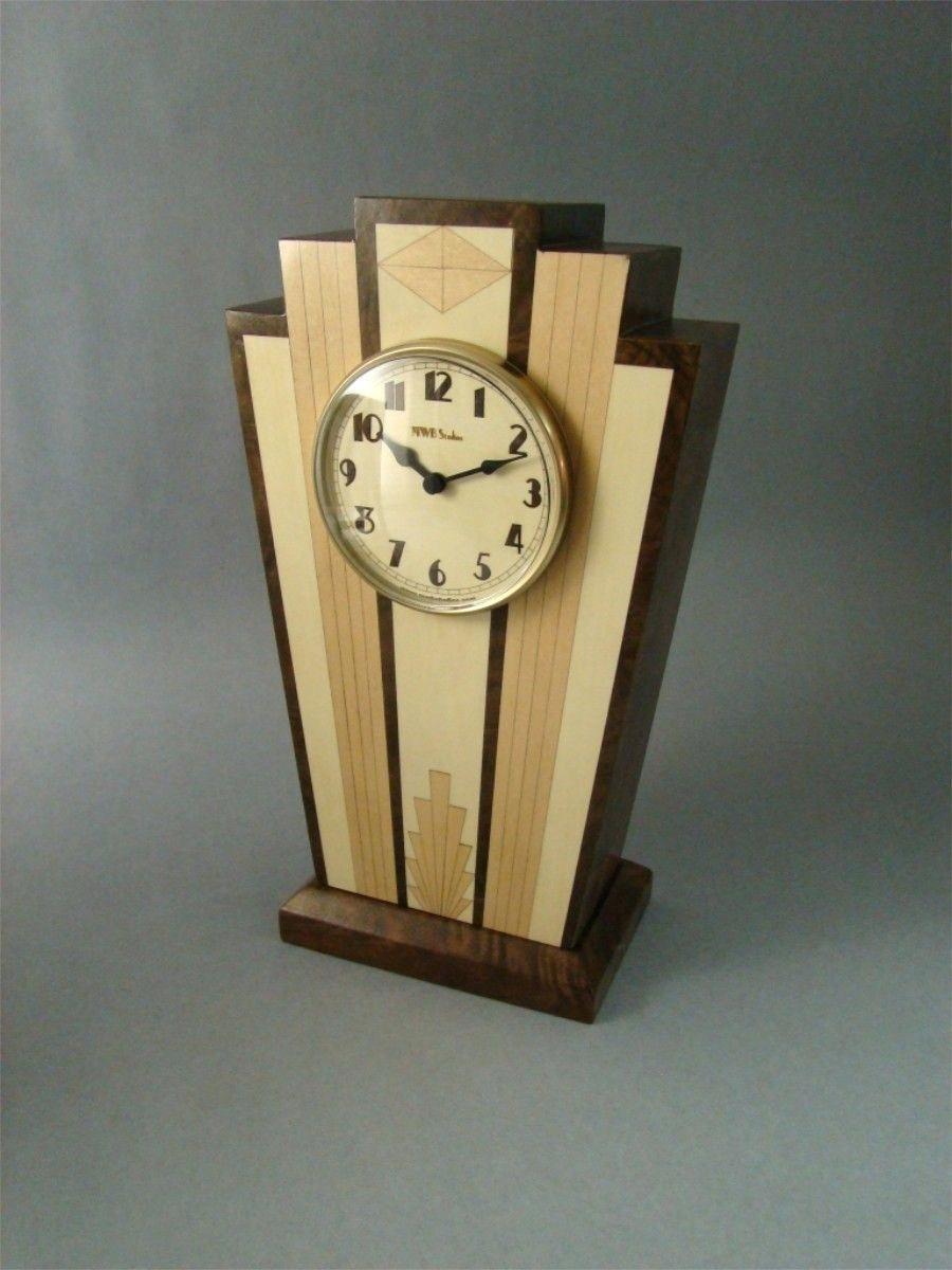 Wall Ideas : 1930S Art Deco Wall Clock Art Deco Wall Clock Uk Art Intended For Art Deco Wall Clocks (View 16 of 20)