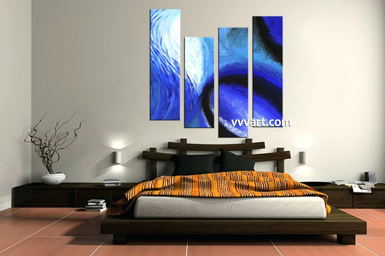 Wall Ideas : 4 Piece Wall Art Ideal Canvas Wall Art For Outdoor For 4 Piece Wall Art Sets (Image 17 of 20)
