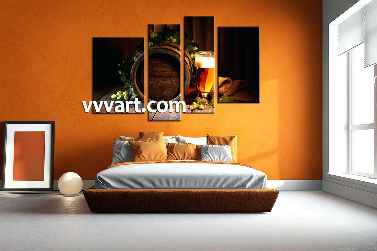 Wall Ideas : 4 Piece Wall Art Ideal Canvas Wall Art For Outdoor In 4 Piece Wall Art Sets (Image 18 of 20)