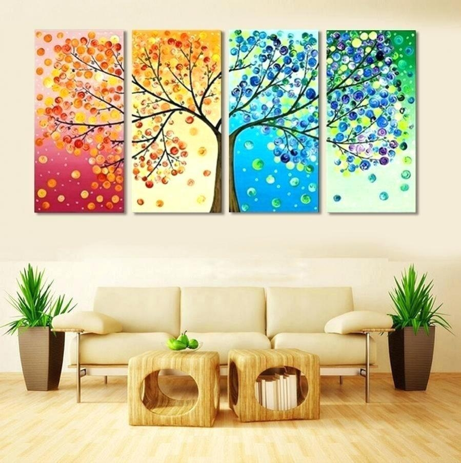 Wall Ideas : 4 Piece Wall Art Ideal Canvas Wall Art For Outdoor Intended For 4 Piece Wall Art Sets (Image 19 of 20)